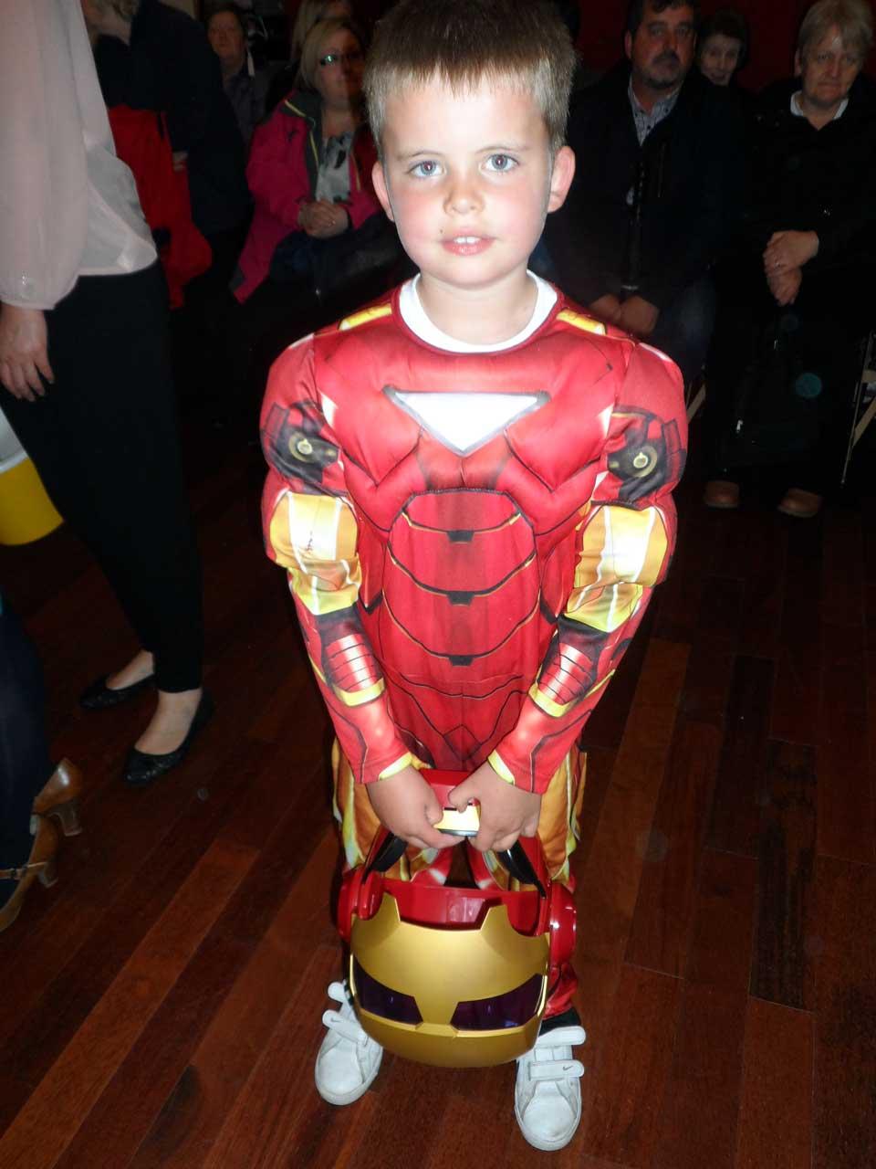 Photo: Children's Fancy Dress At Wick Gala 2013