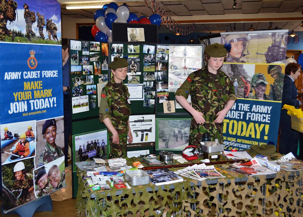 Photo: Armed Forces Day - Thurso