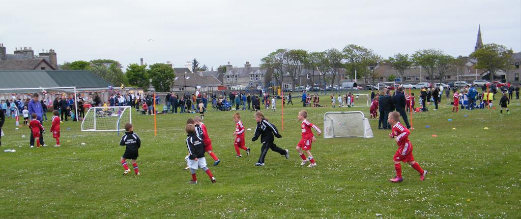 Photo: Scott Mackenzie Football Tournament 2013
