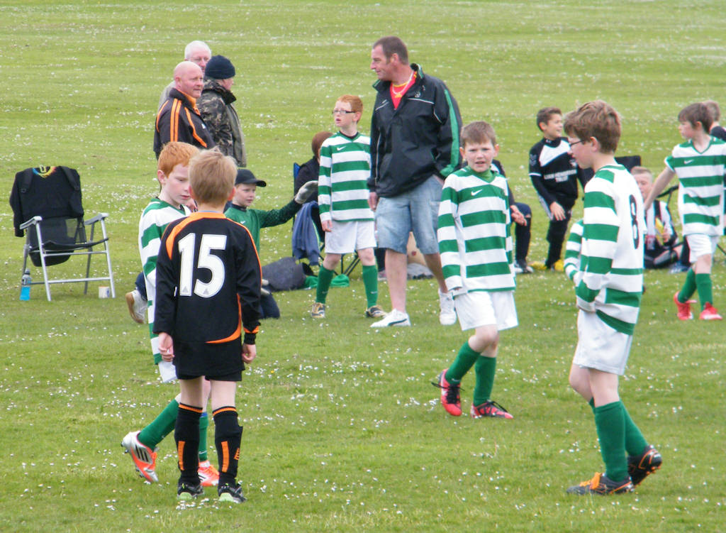 Photo: Scott Mackenzie Football Tournament 2013