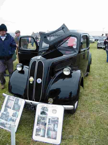 Photo: Vintage Vehicle Rally 2013 At John O'Groats