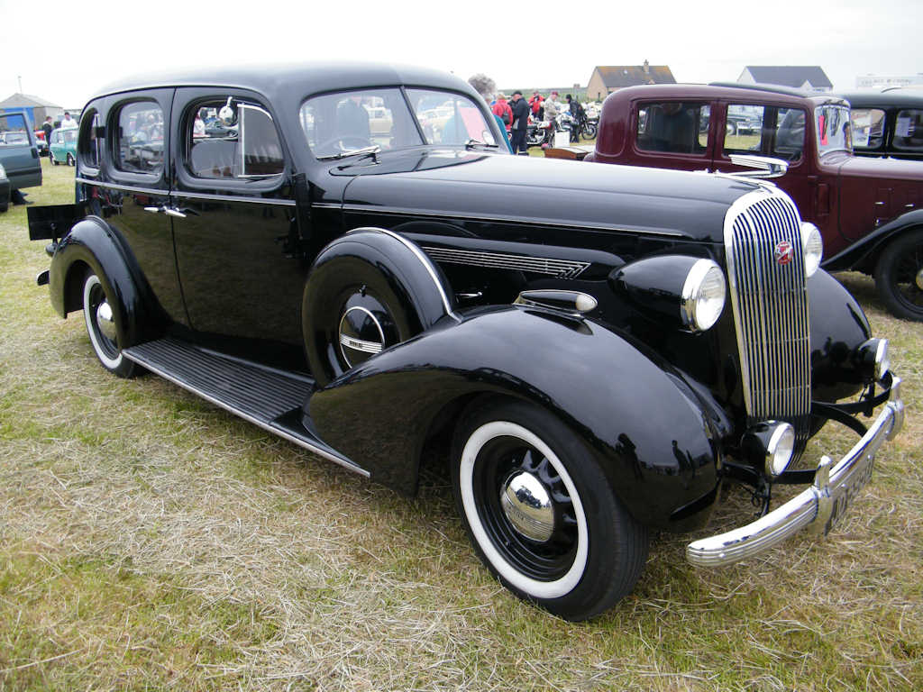 Photo: Buick Series 40