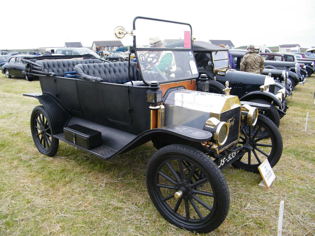 Photo: Model T Ford 1913
