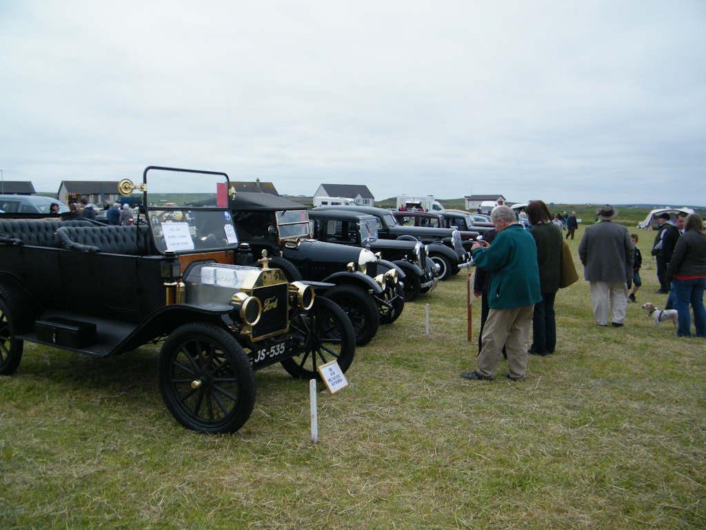 Photo: Vintage Vehicle Rally 2013