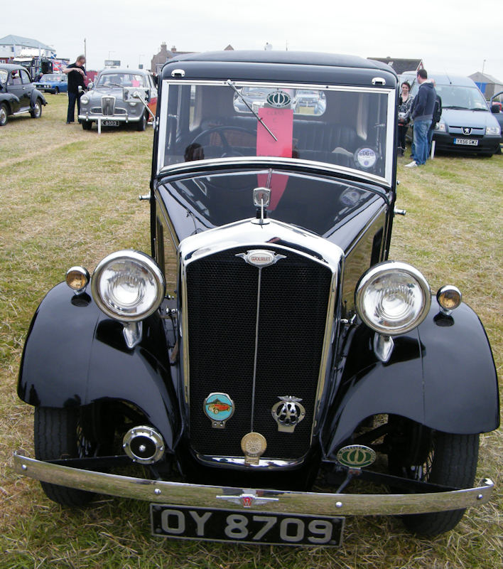 Photo: Wolseley 1934