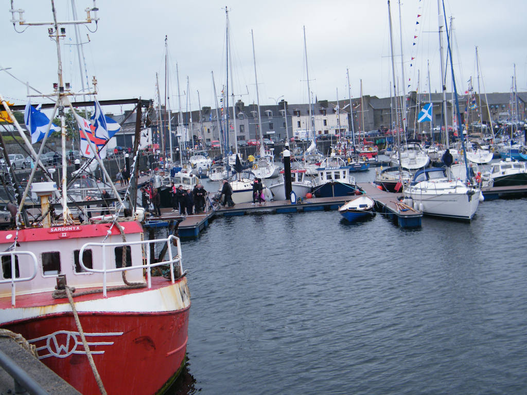 Photo: Wick Harbour Day 2013