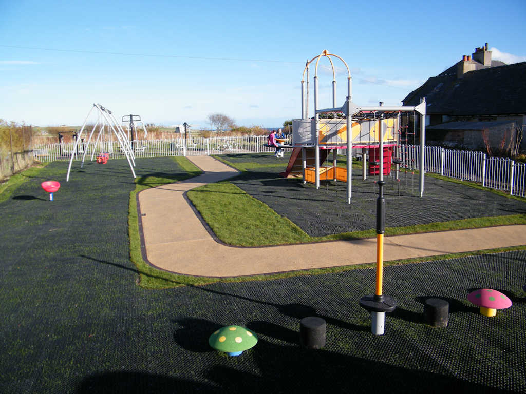 Photo: New Keiss playpark