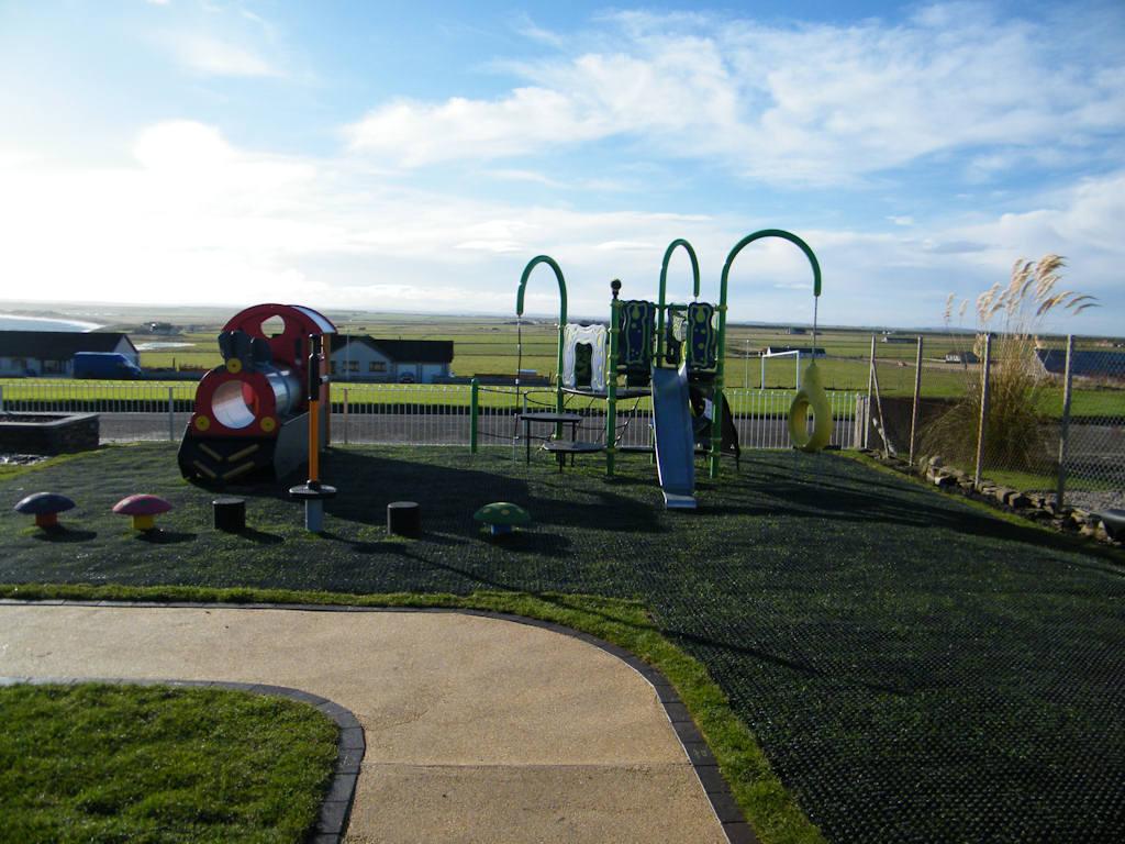 Photo: New Keiss playpark
