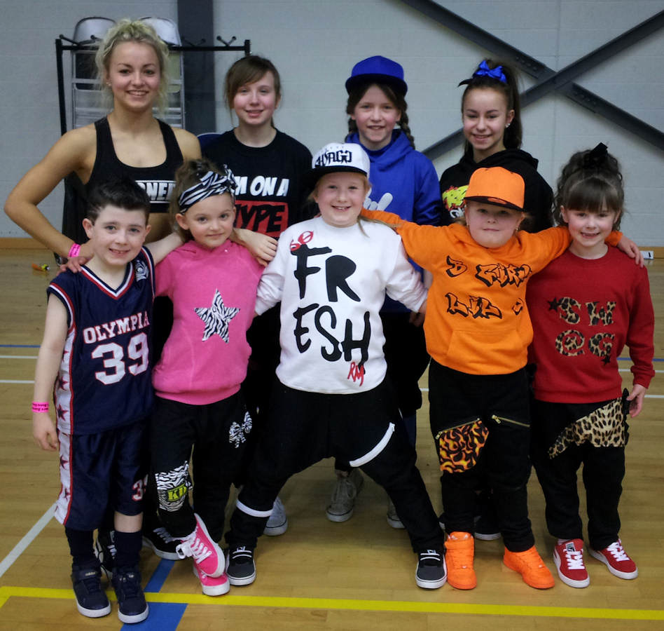 Photo: Caithness Group At MAD Ultimate Street Dance Challenge