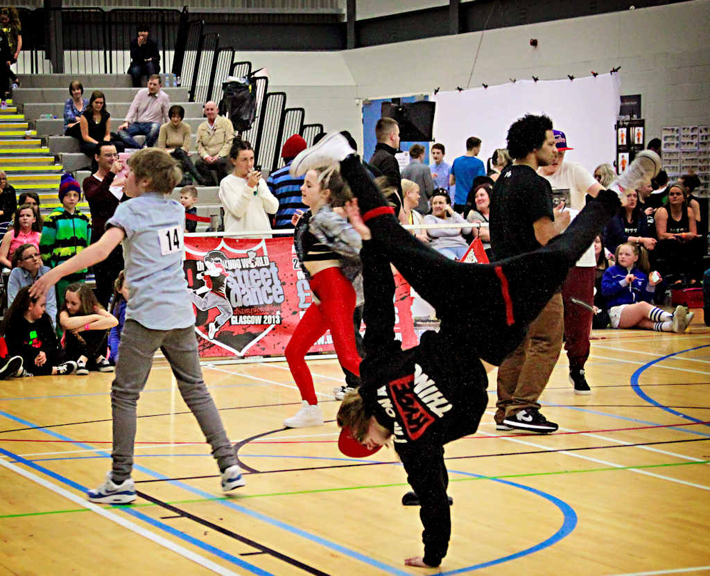 Photo: Iona At MAD Ultimate Street Dance Challenge