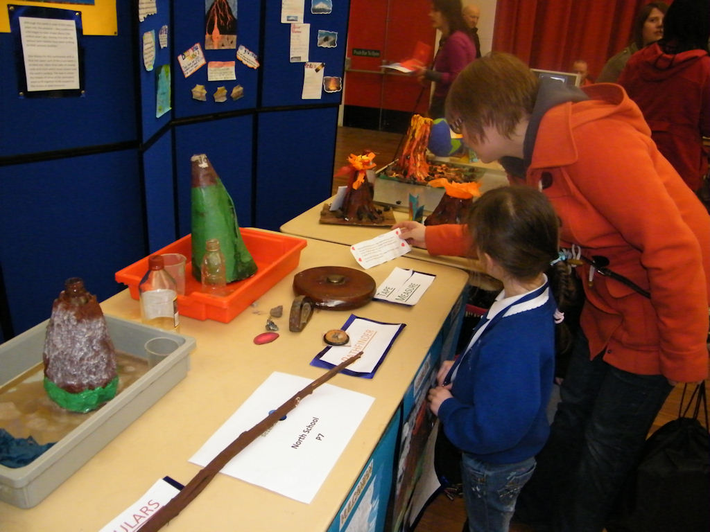 Photo: Caithness Science Festival 2013 - Family Fun Day