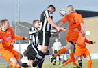 Wick Academy 1 Fort William 0