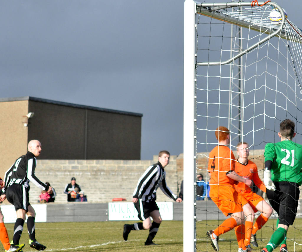 Photo: Wick Academy 1 Fort William 0