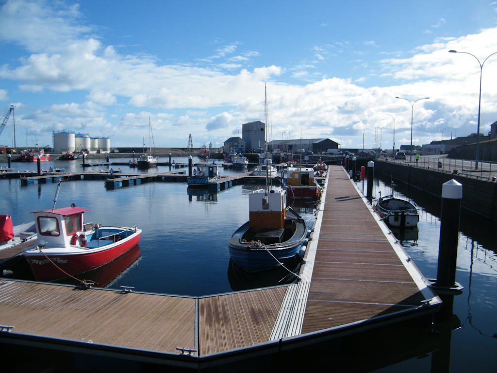 Photo: Wick Habour At Sunny Easter