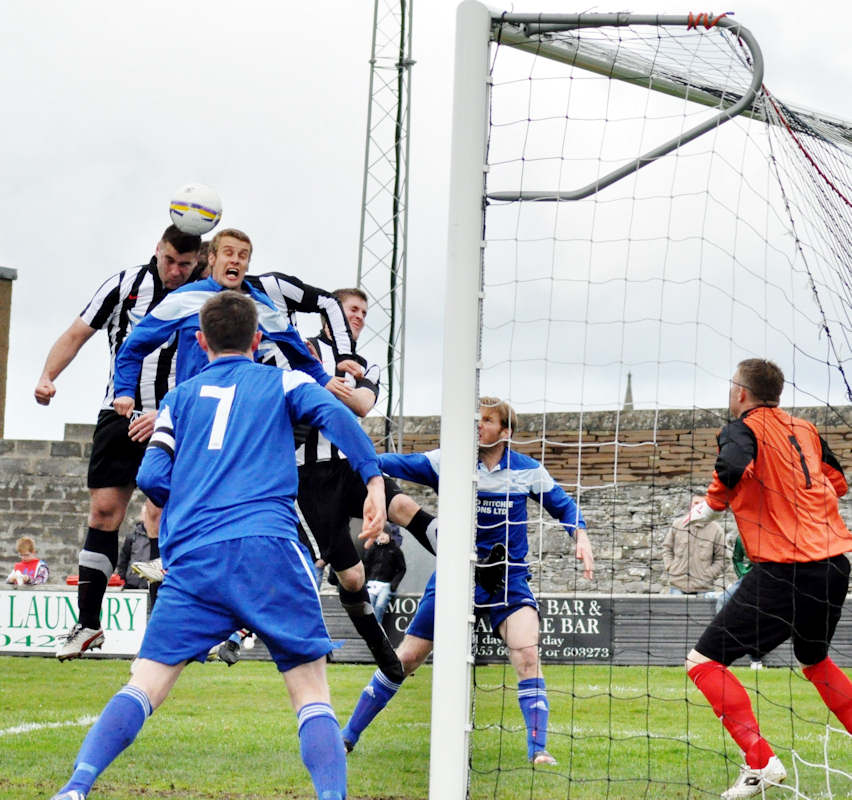 Photo: Wick Academy 4 Strathspey Thistle 0