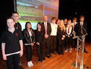 High School pupils at the Landward Caithness bi-election
