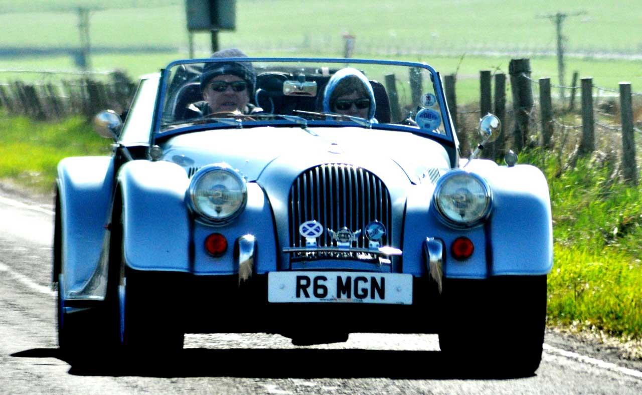 Photo: Heading For John O'Groats In May