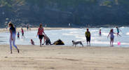 Those Hazy Days of Summer at Thurso Beach