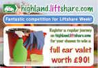 Higfhland Liftshare October Newsletter Page 2