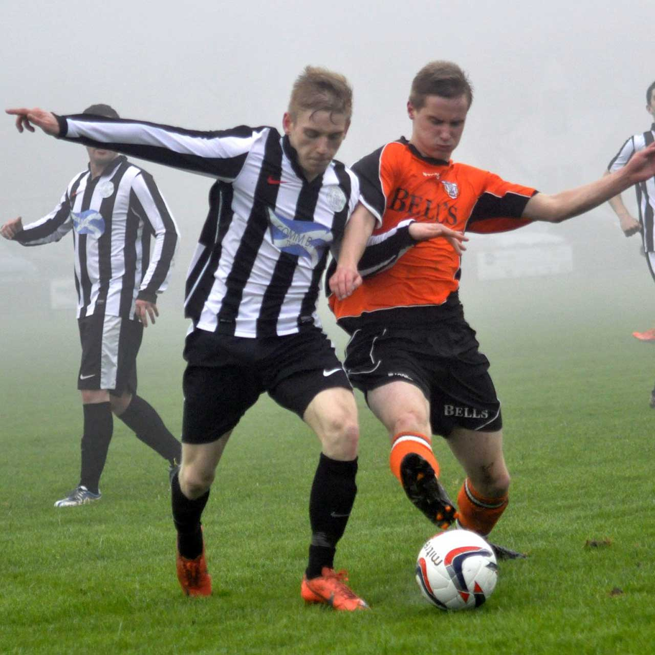 Photo: Wick Academy 3 Rothes 2