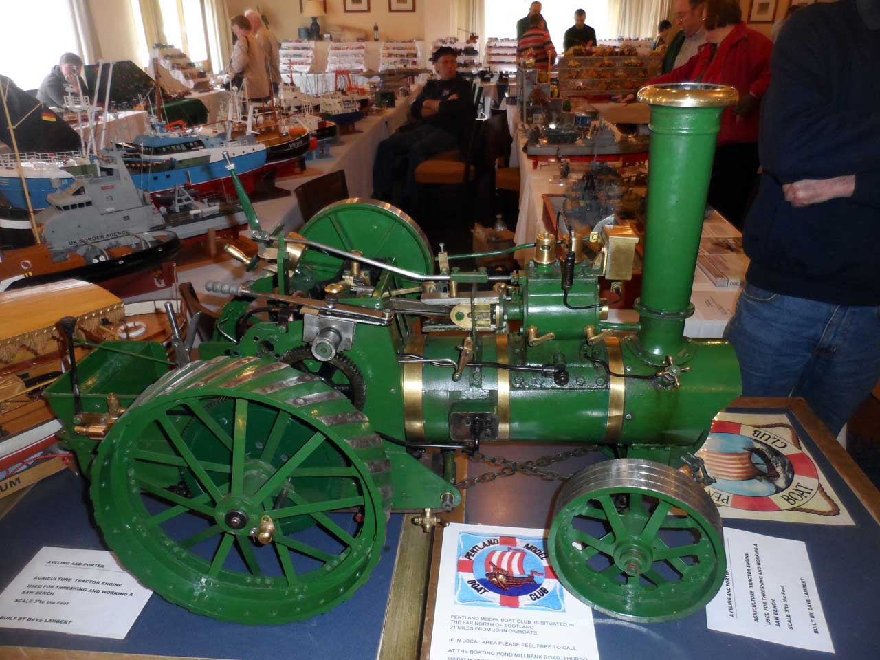 Photo: Caithness Model Club 2014 Show
