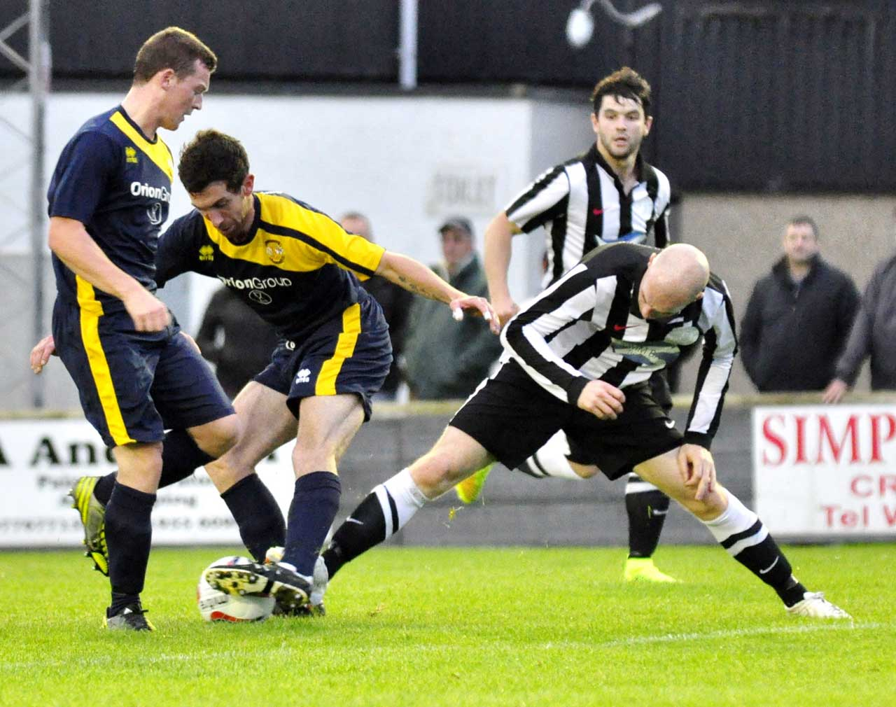 Photo: Wick Academy 2 Clachnacuddin 0