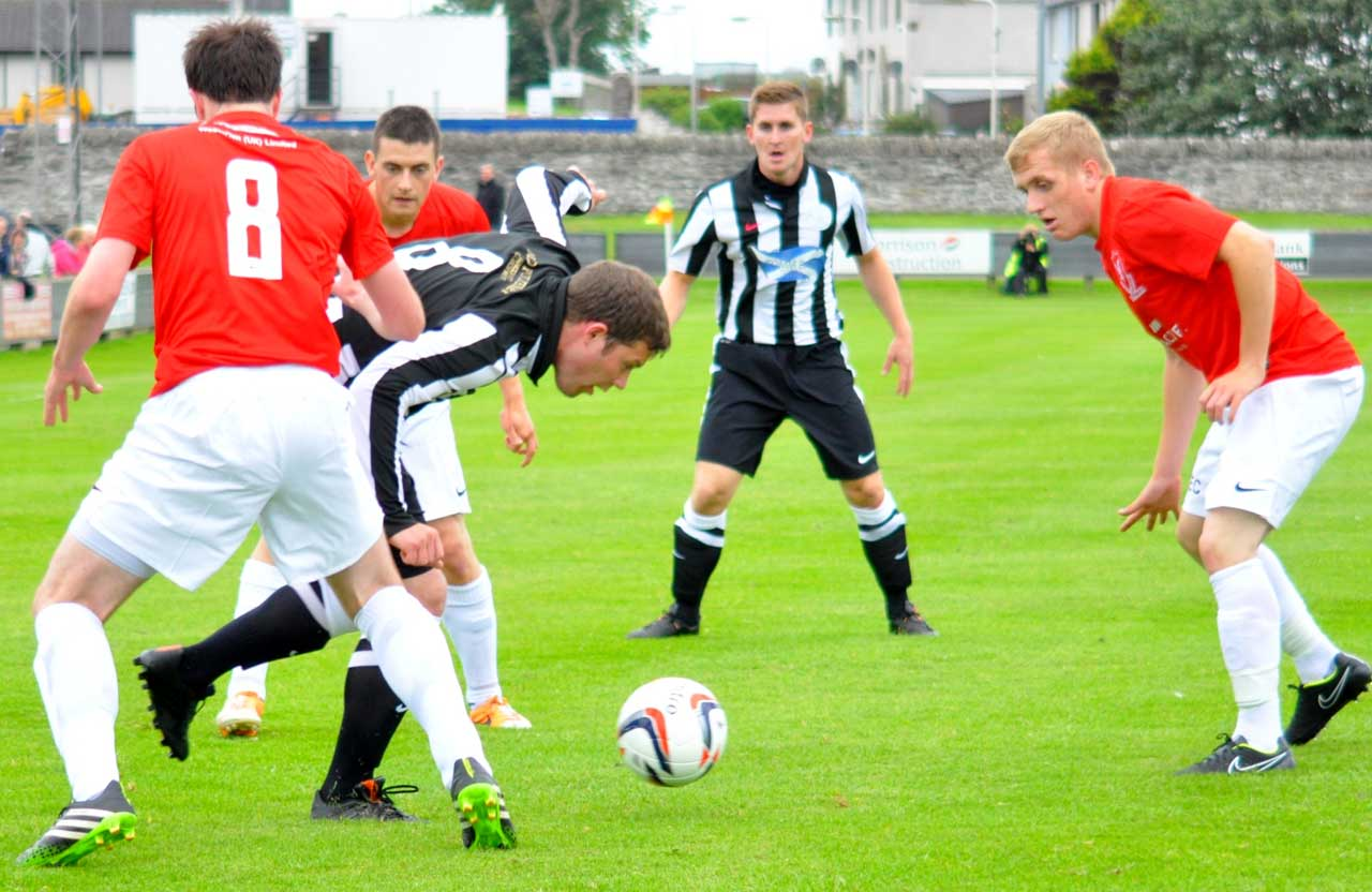 Photo: Wick Academy 3 Deveronvale 2