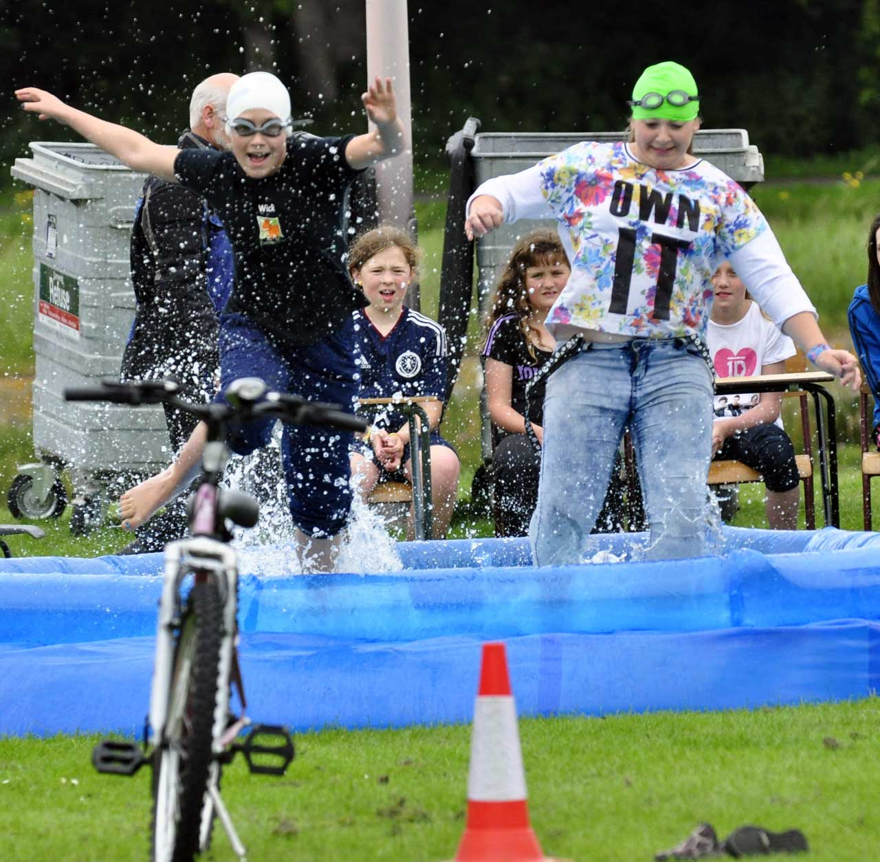 Photo: Wick Gala 2014 - Commonwick Games