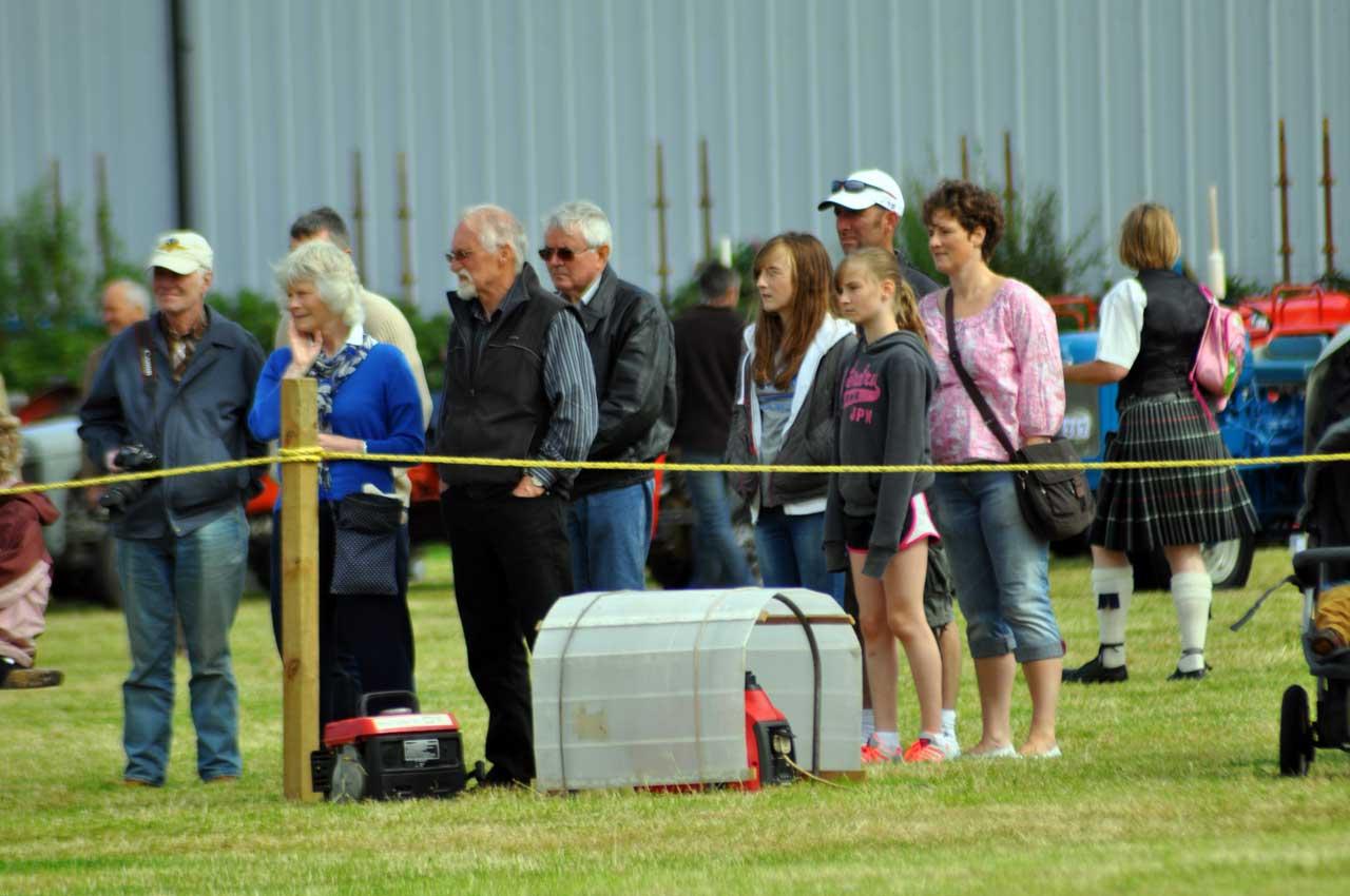 Photo: Orkney Vintage Car Club Rally 2014