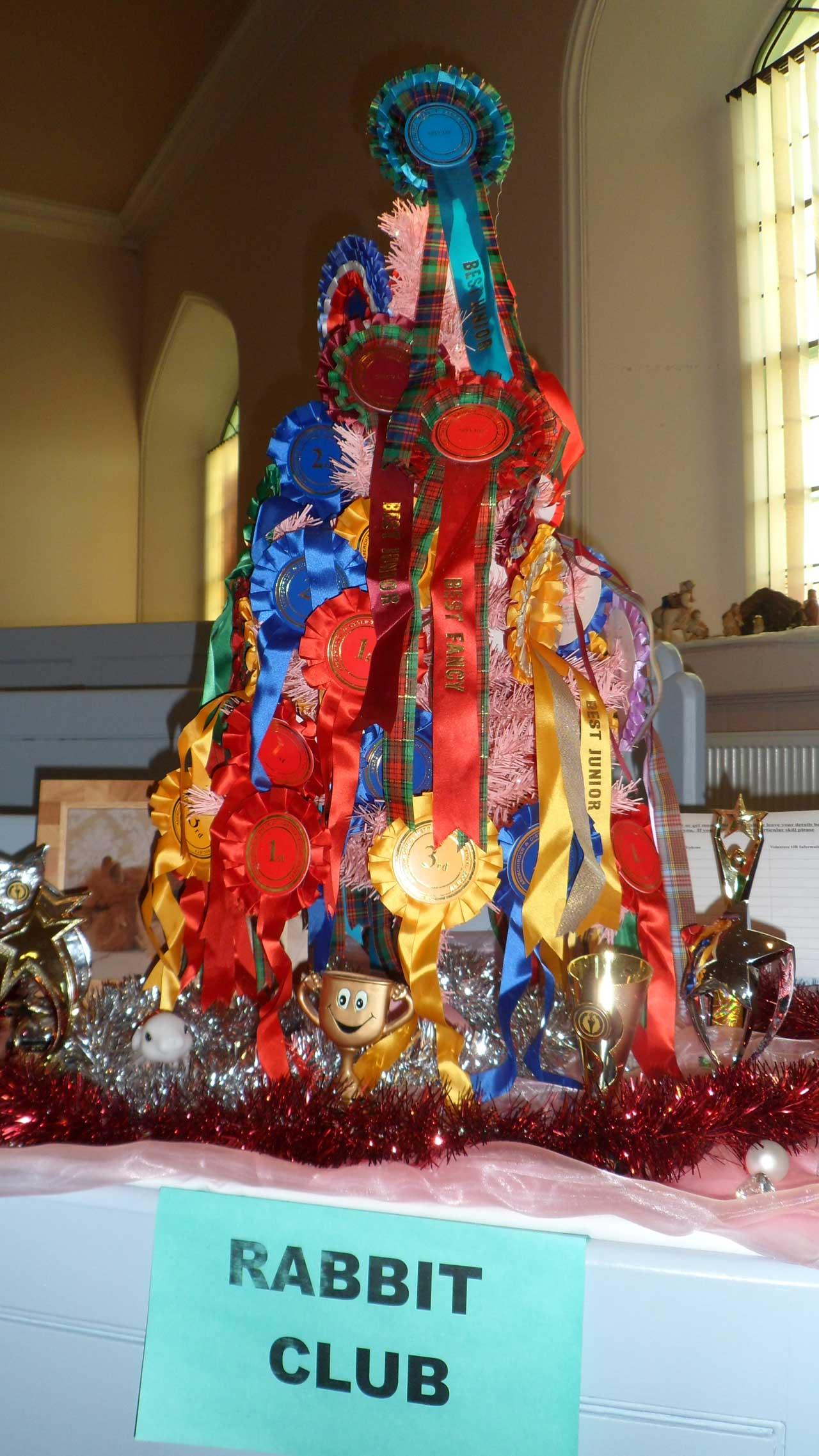 Photo: Christmas Tree Festival 2014