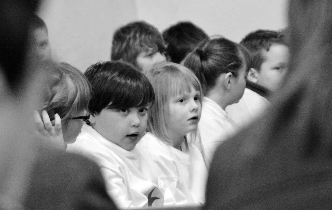 Photo: Keiss School Christmas Concert