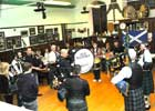 Burns Supper At Wick Pipe Band Hall