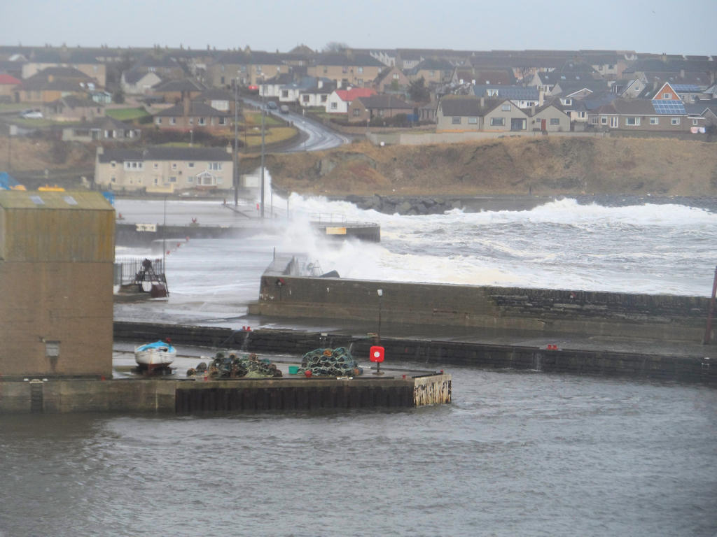 Photo: A Grey Day At Wick