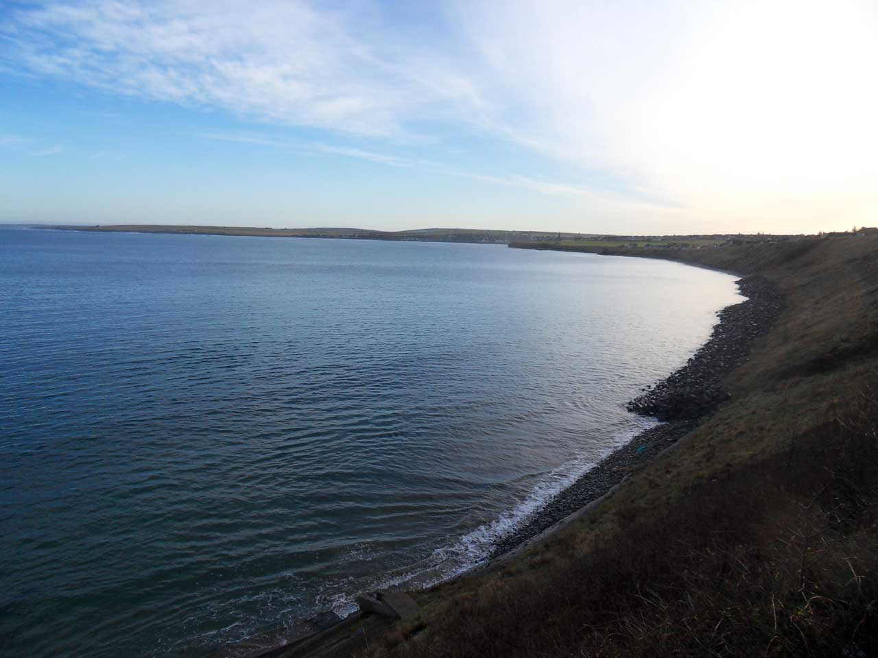 Photo: Scrabster Harbour 5th January 2014