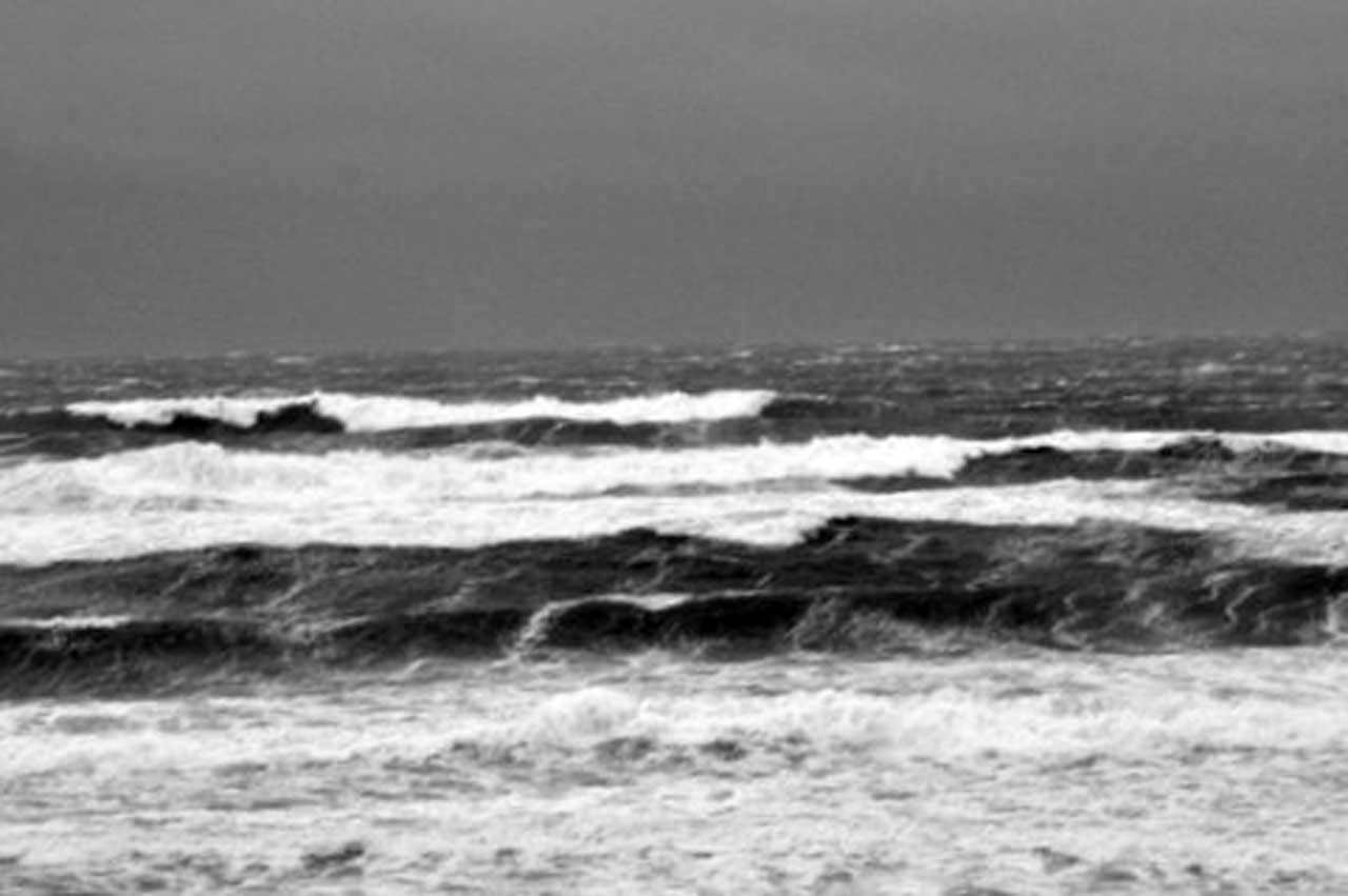 Photo: Stormy Sunday At Wick 26 January 2014