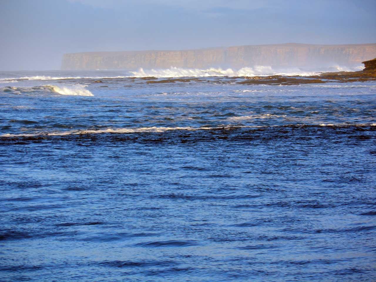 Photo: Surfers Paradise At Thurso East Saturday 25th January 2014