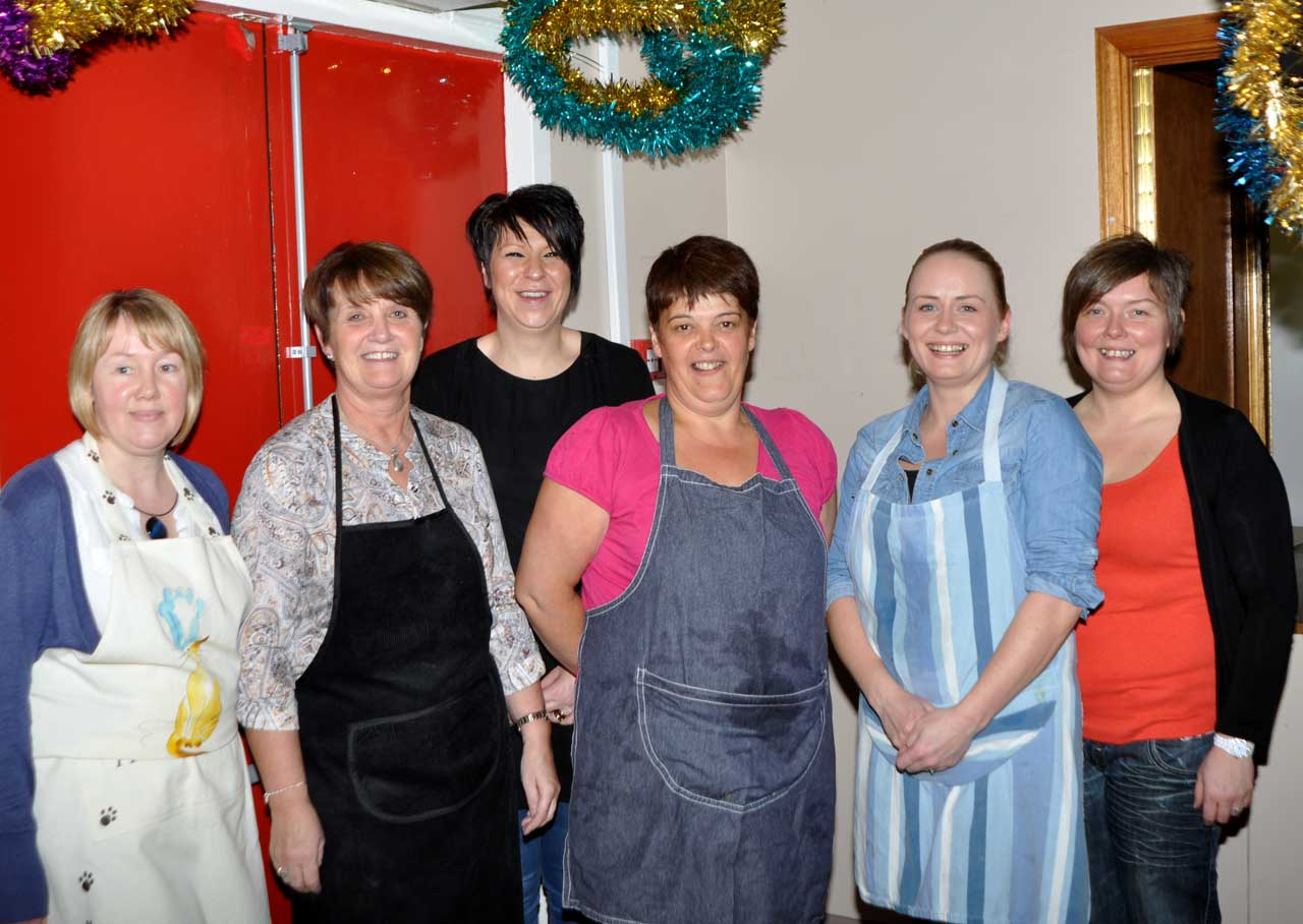 Photo: Wick's Annual Party Treat For Senior Citizens