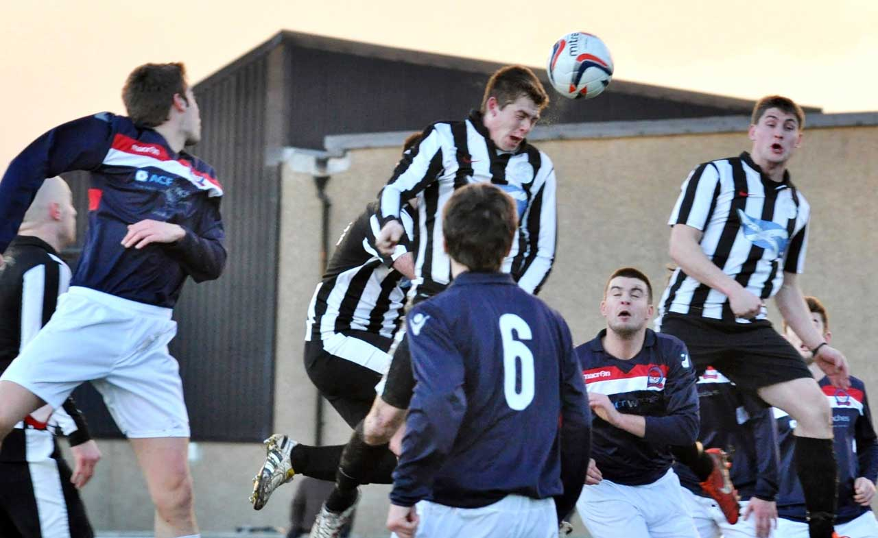 Photo: Wick Academy 4 United Turriff 1