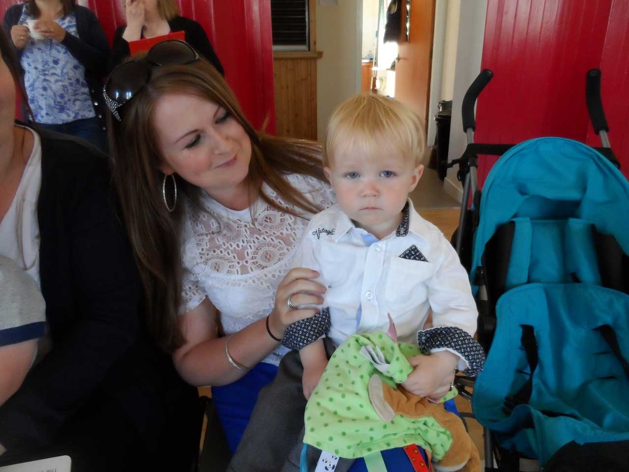 Photo: Castletown Gala 2014 - Baby Show