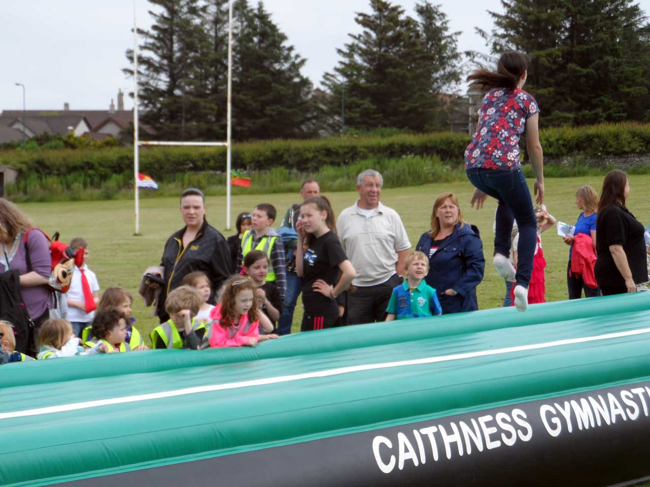 Photo: Baton Relay at Thurso 2014