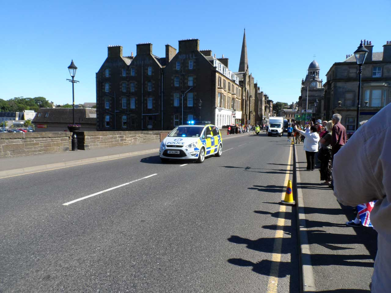 Photo: Baton Relay at Wick 2014