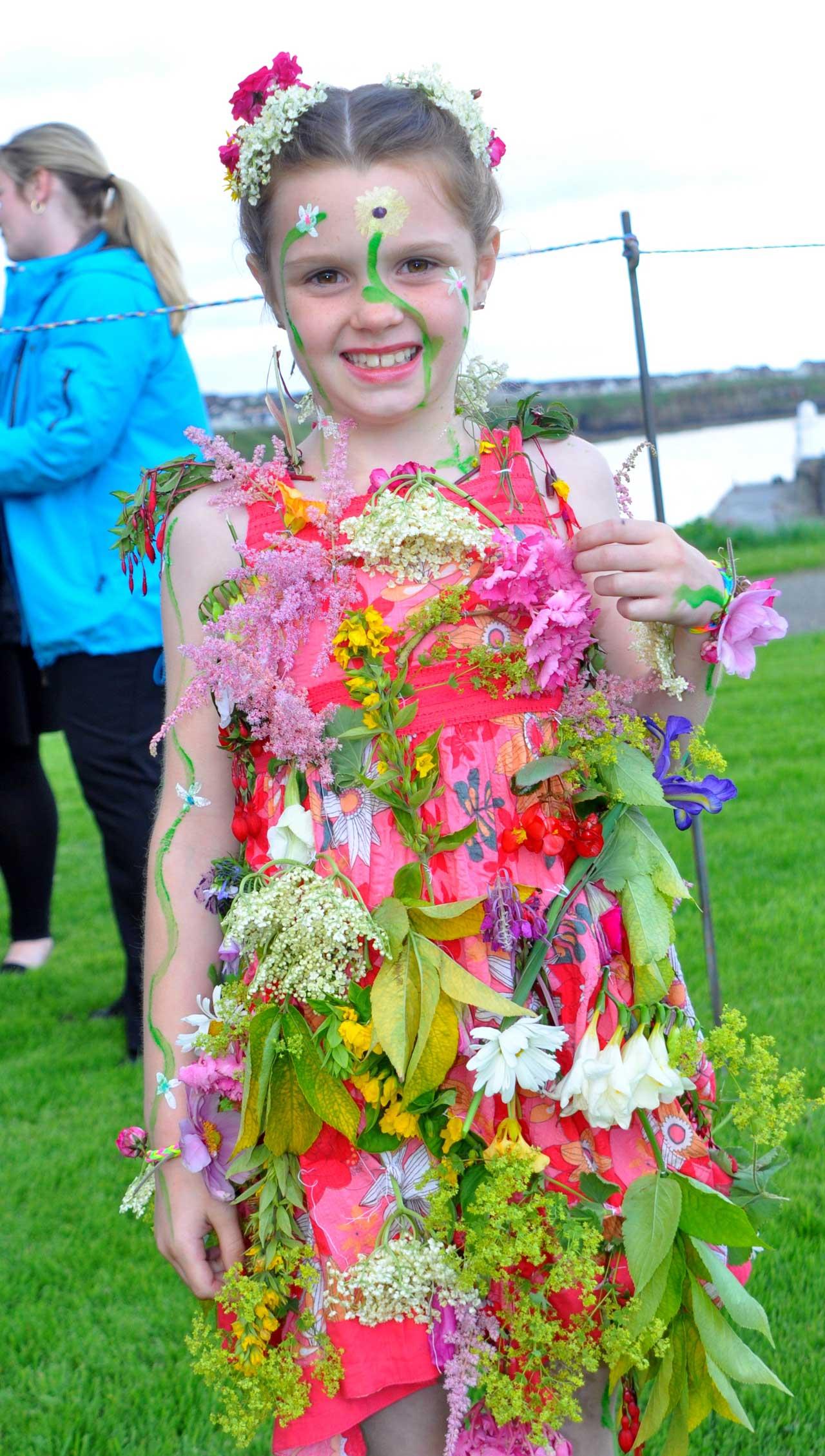 Photo: Wick Gala 2014 - Fancy Dress At Braehead