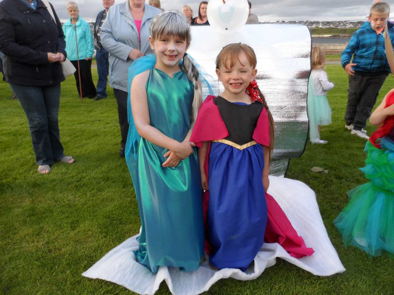 Photo: Wick Gala 2014 - Fancy Dress At Braehead