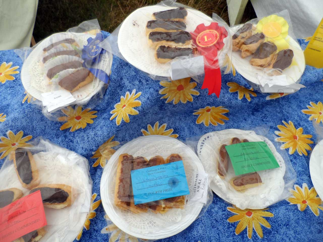 Photo: Caithness County Show 2014 - Friday Evening Preview