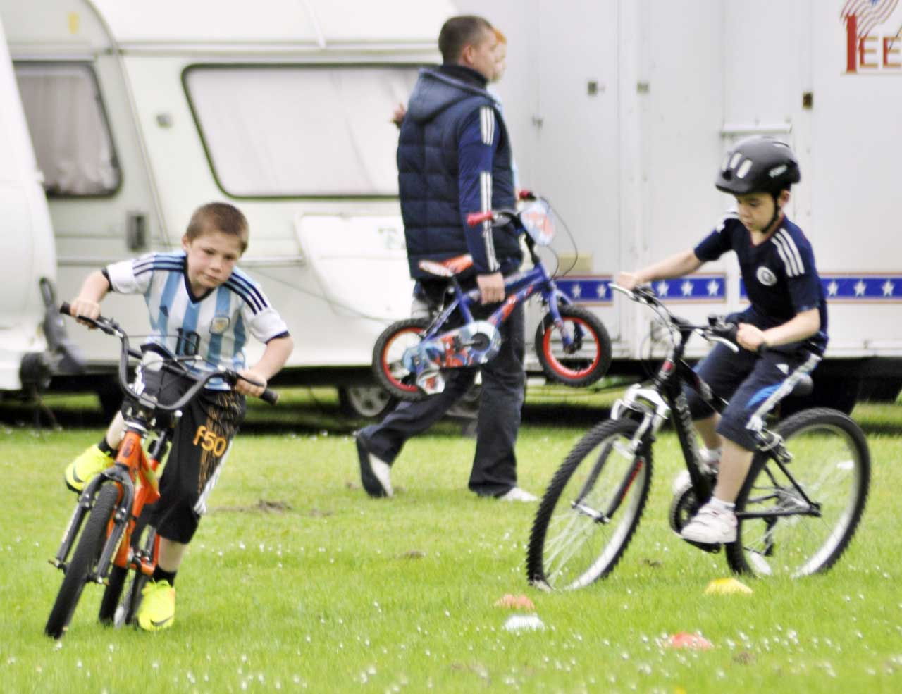 Photo: Wick Gala 2014 - Cycle Races
