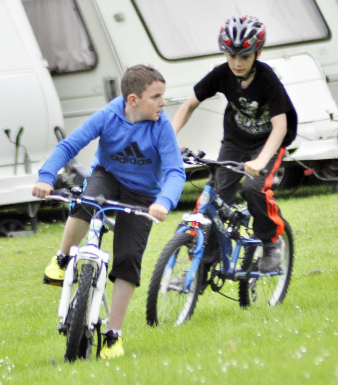 Photo: Wick Gala 2014 - Cycle Races