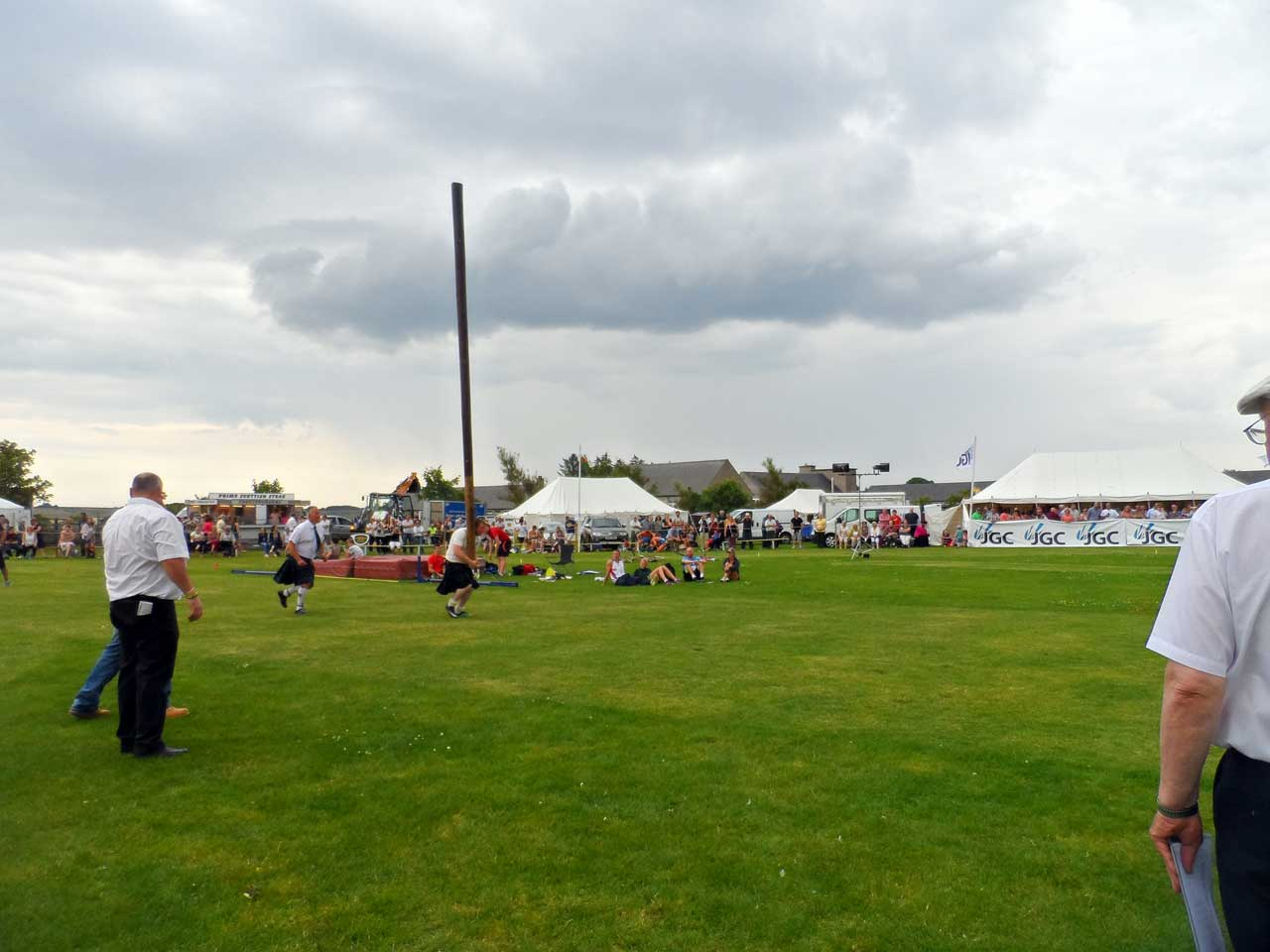 Photo: Halkirk Highland Games 2014
