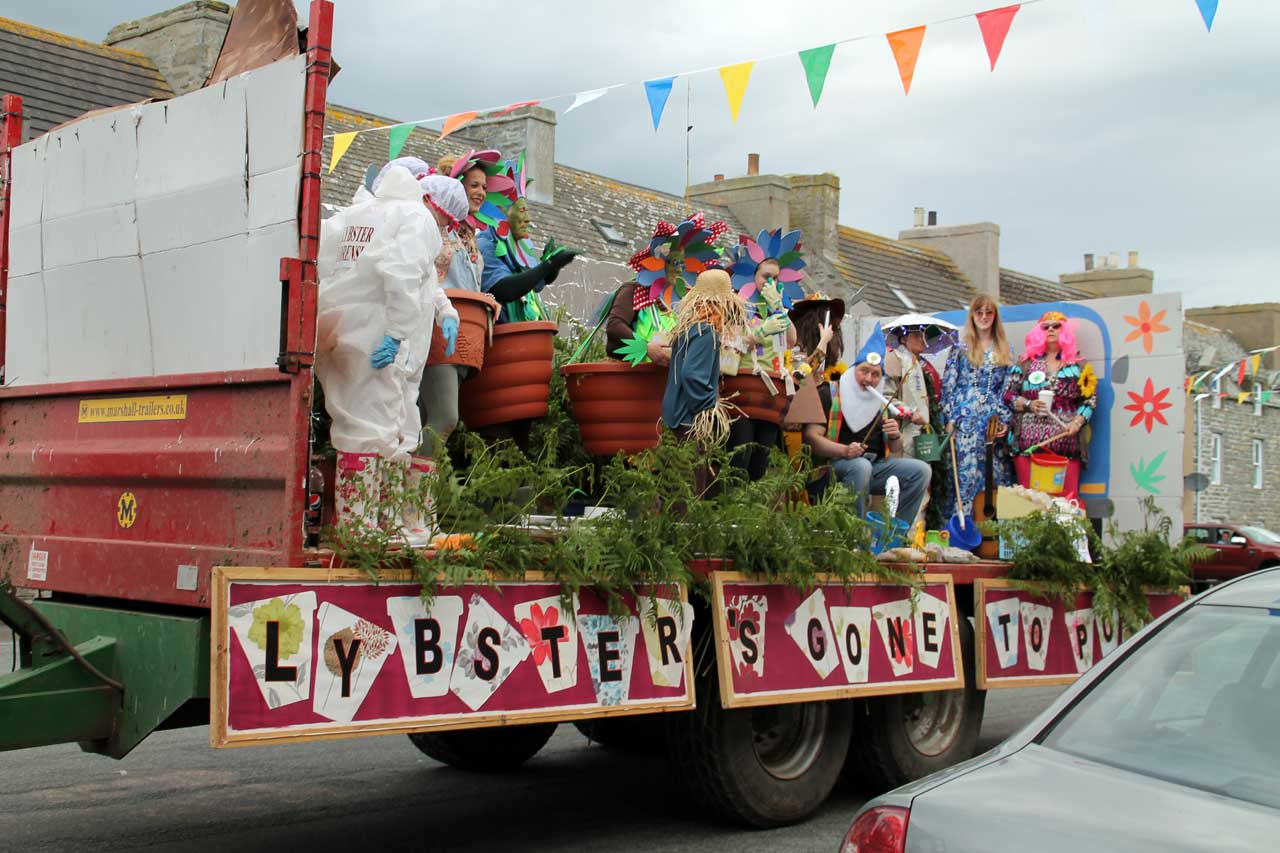 Photo: Lybster Gala 2014