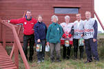 Volunteers Spruce Up Mey Bird Hide