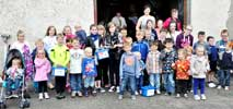 Treasure Hunt for Wick Gala Week 2014